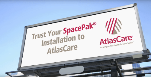 Interviews with AtlasCare and examples of homes that are a great fit for SpacePak