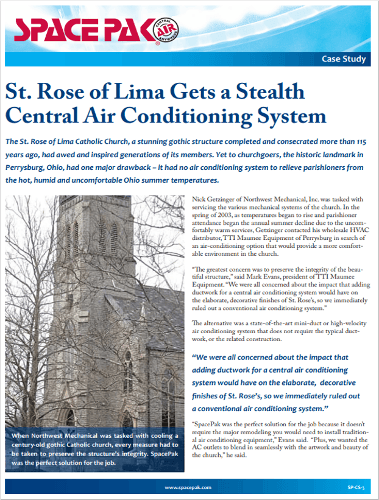 Case Study: St. Rose Lima Cathedral